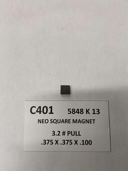 Picture of 5848K13 Unplated Block C401