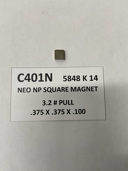 Picture of 5848K14 Plated Block C401N