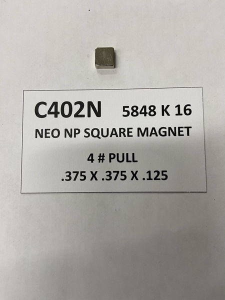 Picture of 5848K16 Plated Block C402N
