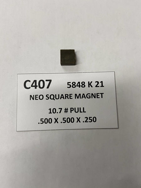 Picture of 5848K21 UnPlated Block C407