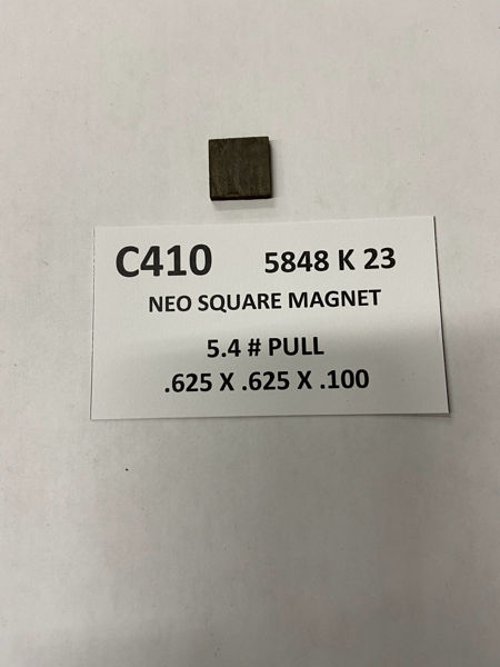 Picture of 5848K23 UnPlated Block C410
