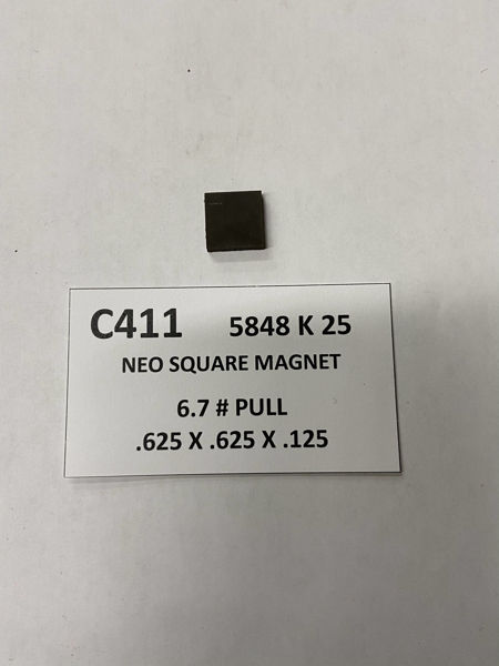 Picture of 5848K25 UnPlated Block C411