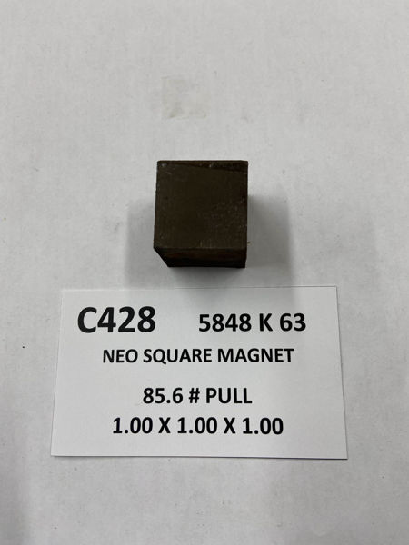 Picture of 5848K63 UnPlated Block C428
