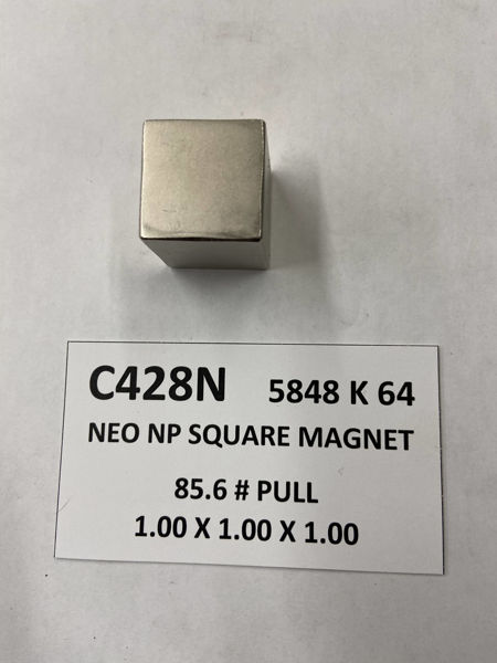 Picture of 5848K64 Block Plated C428N