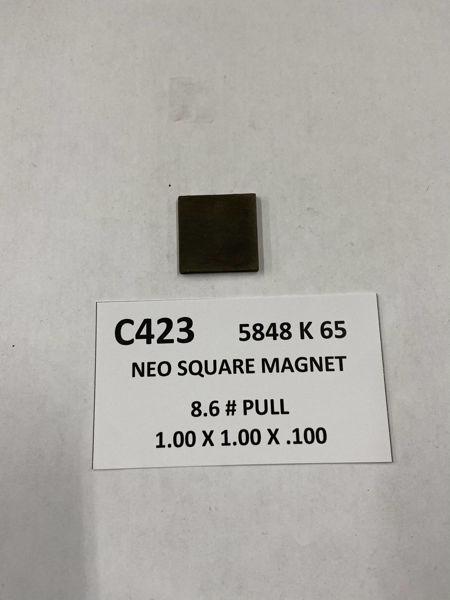 Picture of 5848K65 UnPlated Blocks C423