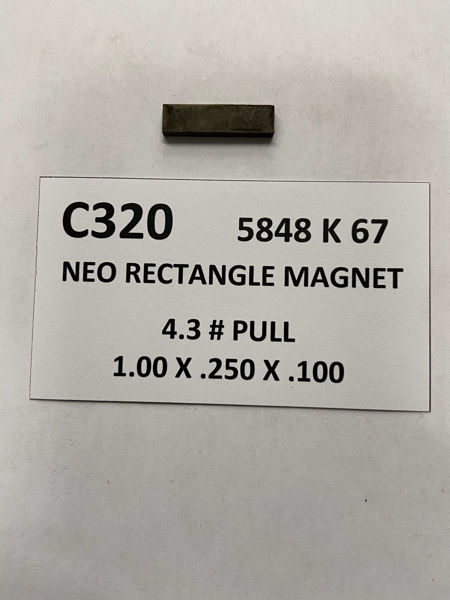 Picture of 5848K67 UnPlated Block C320