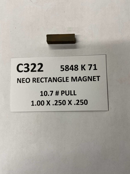Picture of 5848K71 UnPlated Block C322