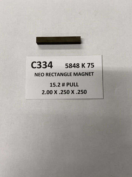Picture of 5848K75 UnPlated Block C334