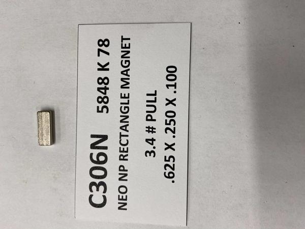 Picture of 5848K78 Nickel Plated Block C306N