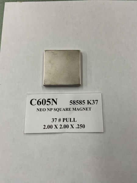 Picture of 58585K37 Plated Block C605N
