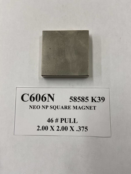 Picture of 58585K39 Nickel Plated C606N