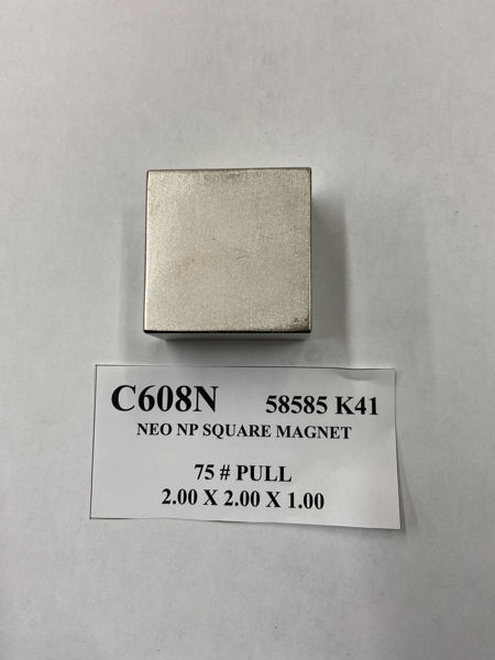 Picture of 58585K41 Plated Block C608N