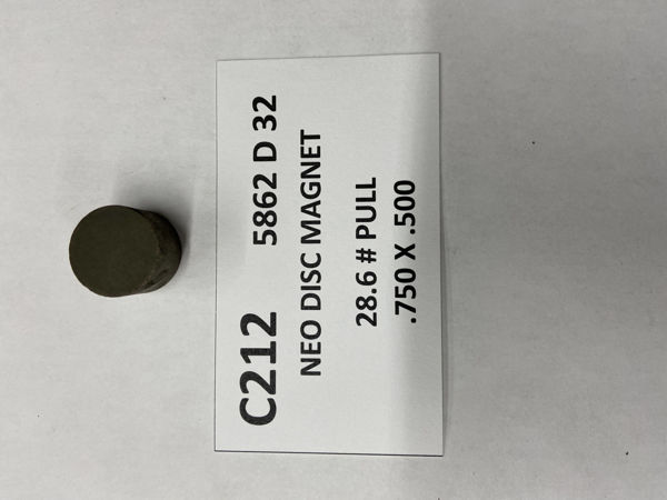Picture of 5862K32  5862D32 Unplated Disc C212